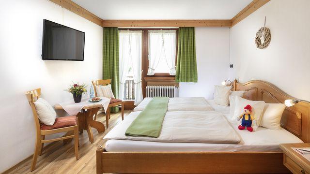 Familienappartement Buche |  40 qm - 2 Raum