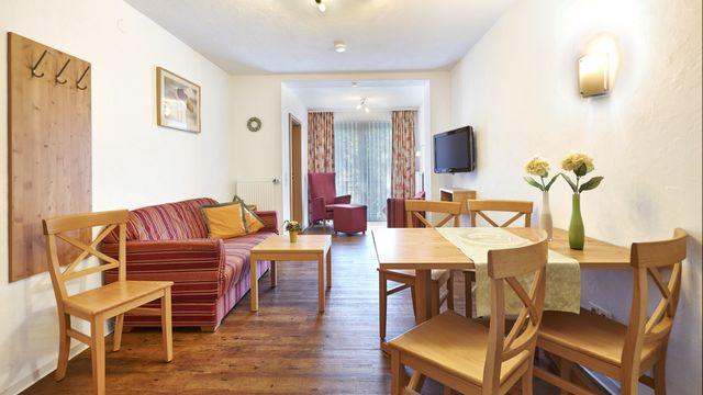 Familienappartement Linde | ca. 45 qm - 3 Raum