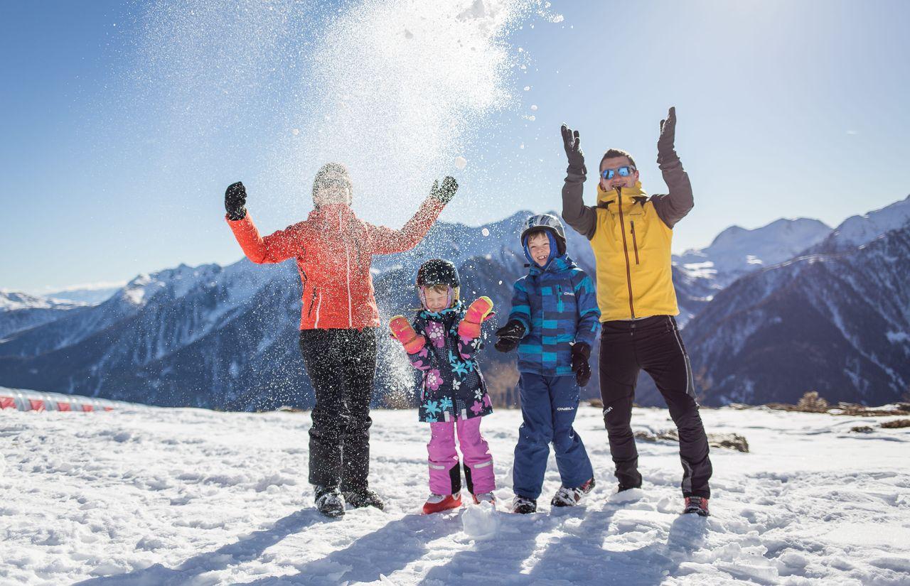 Skiurlaub in Ulten