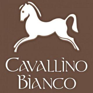 Cavallino Bianco - Logo