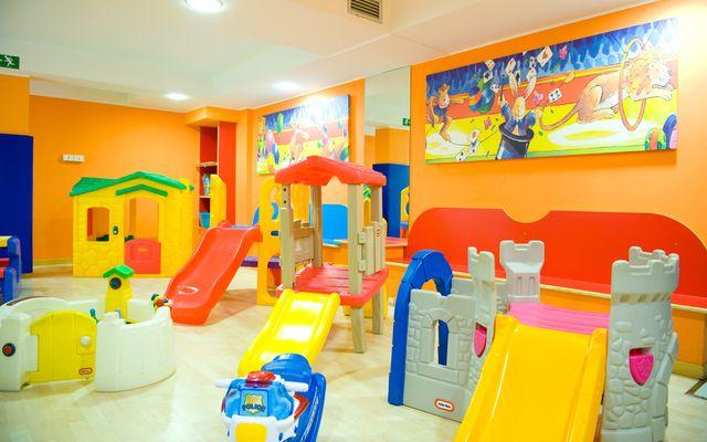 Indoor Spielzimmer