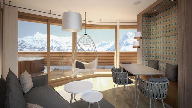 Panorama Loft Suite