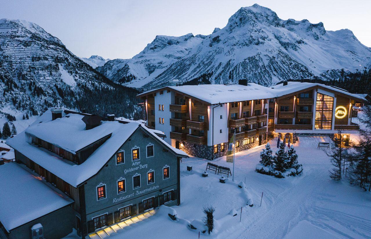 Hotel Goldener Berg & Alter Goldener Berg