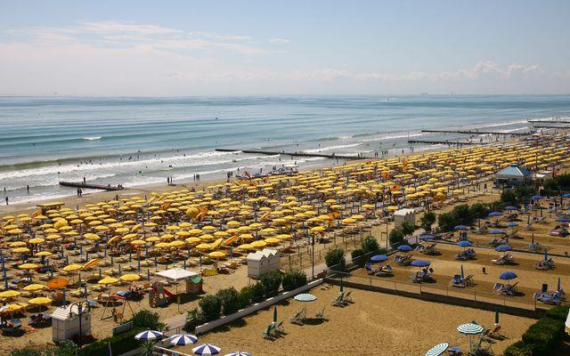 Familienurlaub in Milano Marittima in Italien