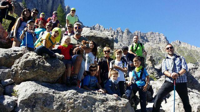Die Faszination der Gipfel … 360°-Wanderurlaub für die ganze Familie