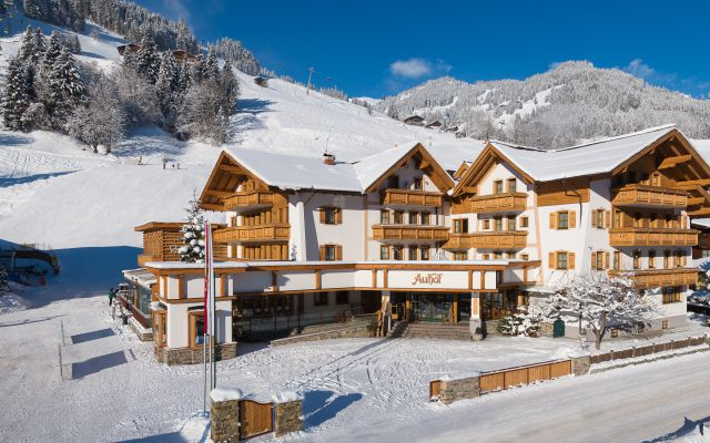 Skiurlaub direkt neben der Panoramabahn - Talstation