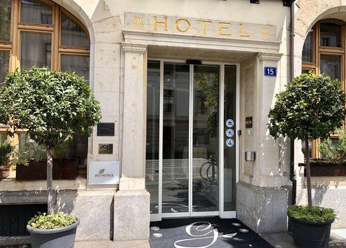 Gaia Hotel , Basel, Canton Basilea Città, Svizzera (19/21)
