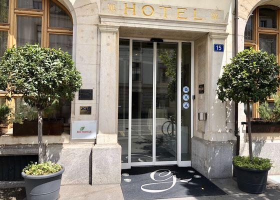 Sustainability - Gaia Hotel