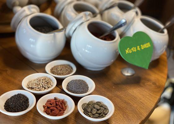Organic cuisine - Gaia Hotel
