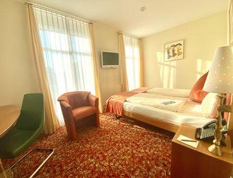 """Camera doppia """"Smart"""" - Gaia Hotel"""