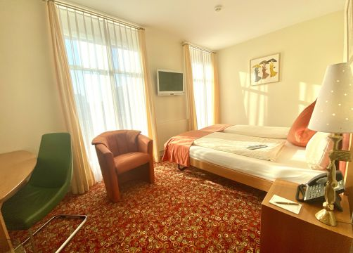 """Camera doppia """"Smart"""" (1/4) - Gaia Hotel"""