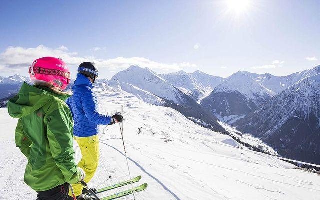 Skiurlaub im Familienhotel Ridnaun