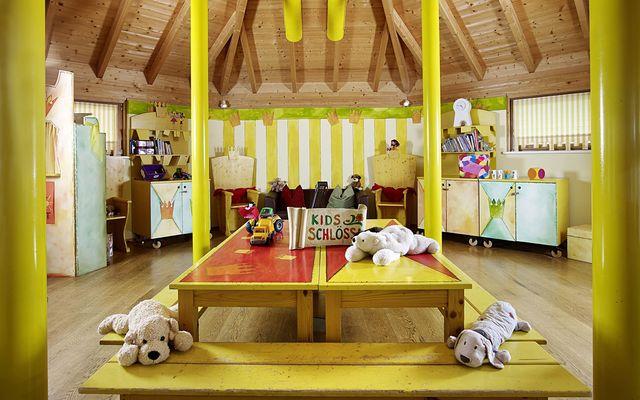 Kidsclub im Familienhotel in Fiss
