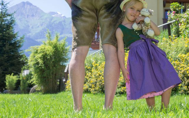 Familienurlaub in Zell am See
