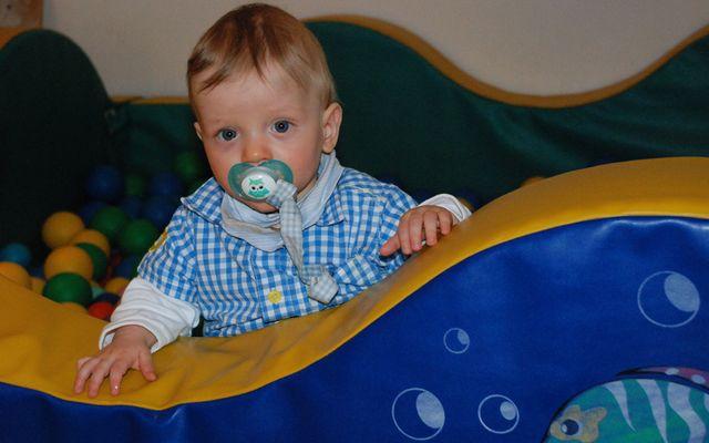 Ideal auch für Babyurlaub