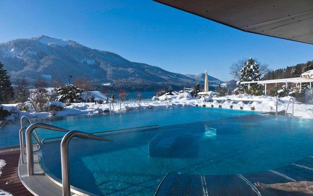 SPA Wasserwelt des Seehotel Ebners Waldhaus