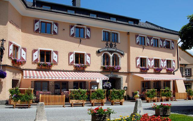 Wanderhotel und Skihotel Steffner-Wallner