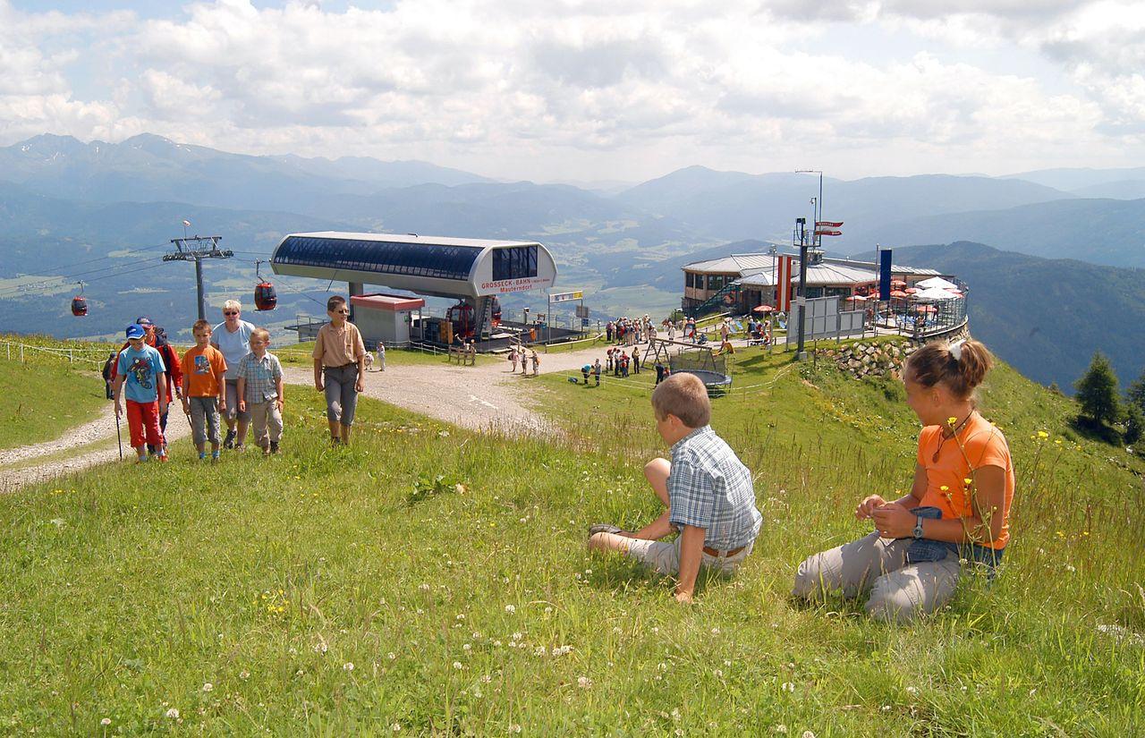 Wandern mit der Familie in Salzburg