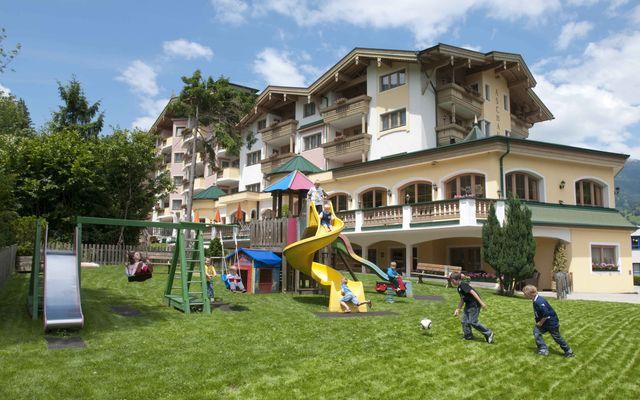 Das Kinderhotel im Zillertal mit Kinderbetreuung