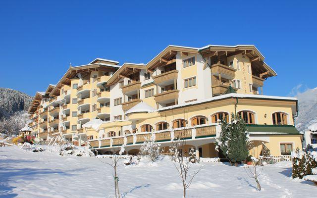 Kinderhotel Aschauerhof im Winter