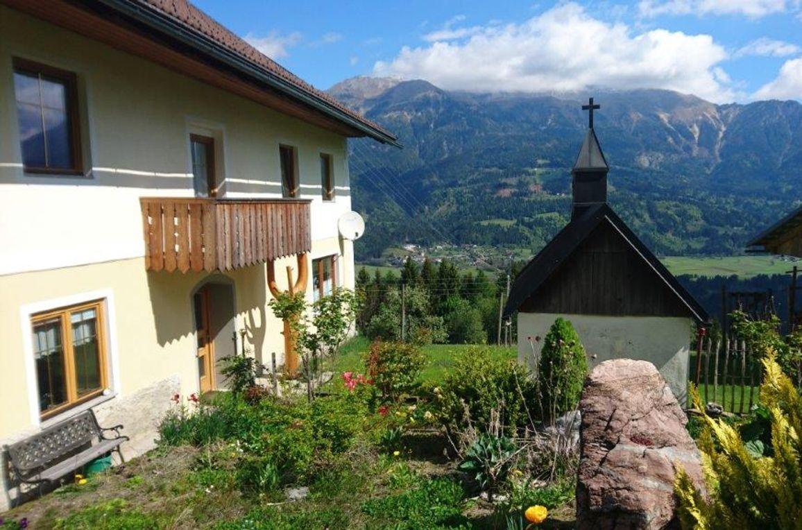 Almhaus Kronhof - Chalet Bergblick, Aussicht