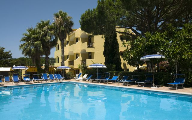 Familienhotel und Kinderhotel Family Spa Hotel Le Canne