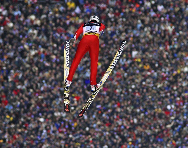 Ski-Weltcup-Arrangement