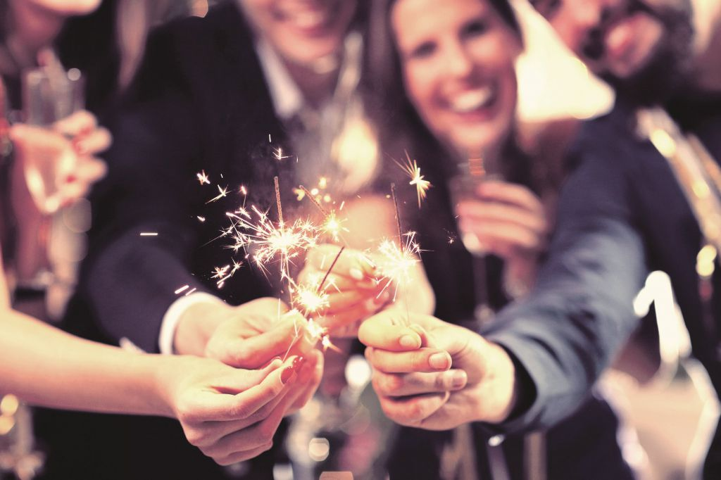 New Year´s Eve package at ballroom 30.12.2020 - 02.01.2021 - Sauerland Stern Hotel