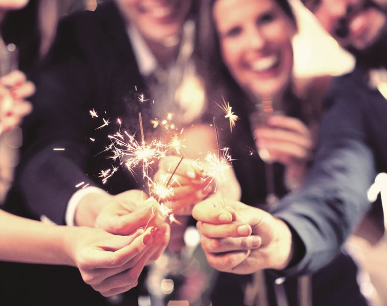 New Year´s Eve package at ballroom