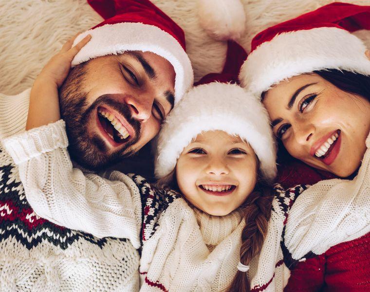 Weihnachts-Arrangement