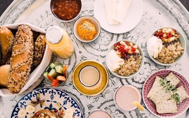 BIO HOTEL 7 Sentidos: Frühstück