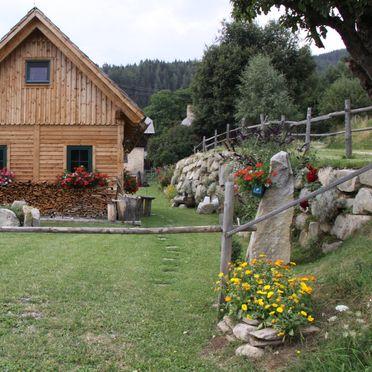 summer, Götschlhütte in Reichenfels, Kärnten, Carinthia , Austria