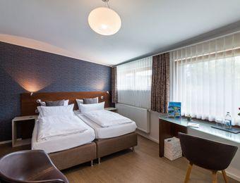 Atelier - Double room - Bio Hotel und Restaurant Seehörnle