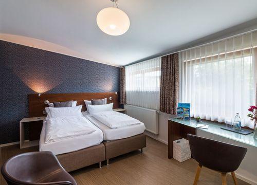 Atelier - Double room (1/5) - Bio Hotel und Restaurant Seehörnle