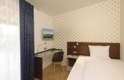 Atelier - Single Room (2/5) - Bio Hotel und Restaurant Seehörnle