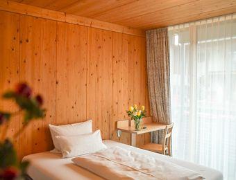 Gallery - Single Room - Bio Hotel und Restaurant Seehörnle