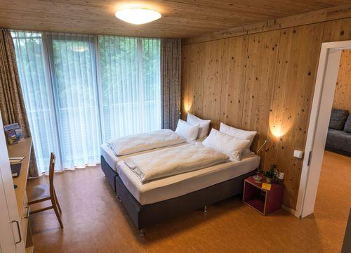 Gallery - Family Room (1/4) - Bio Hotel und Restaurant Seehörnle