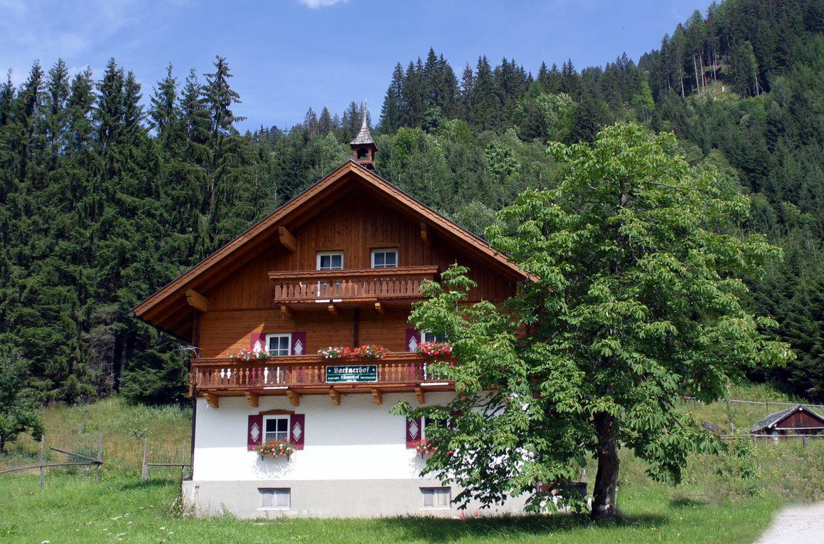 Ferienhaus Lacknerhof, Sommer