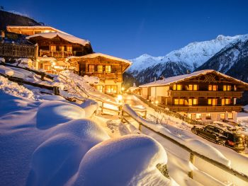 Grünwald Grand Chalet - Tirol - Österreich