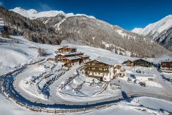 Skihütte in Sölden im Ötztal