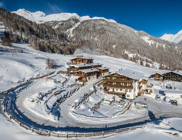 Berghütten und Hütten in Sölden im Ötztal mieten