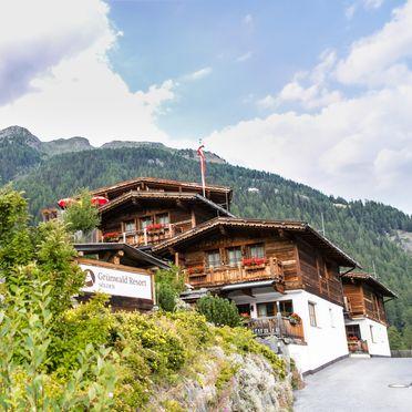 Sommer, Grünwald Alpine Lodge IV in Sölden, , Tirol, Österreich