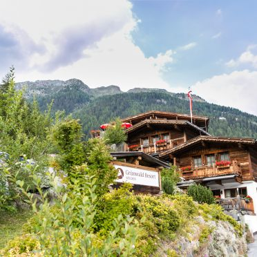 Grünwald Alpine Lodge IV, Sommer