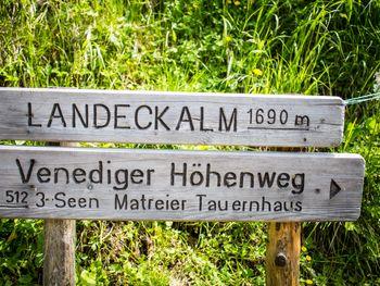 Landeckalm - Tirol - Österreich