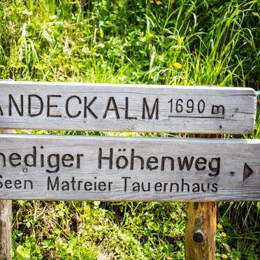 Wandergebiet, Landeckalm in Matrei in Osttirol, Tirol, Tirol, Österreich