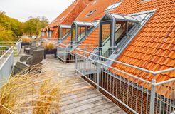 Biohotel Insel Usedom: Entspannen am Balkon - Gutshof Insel Usedom, Mellenthin, Mecklenburg-Vorpommern, Deutschland