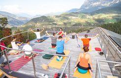 Bio- und Bikehotel Steineggerhof, Steinegg, Südtirol, Trentino-Alto Adige, Italia (39/39)