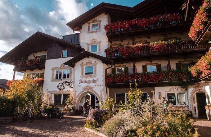 3 stars superior Bio- und Bikehotel Steineggerhof - Steinegg, Südtirol, Alto Adige, Italy