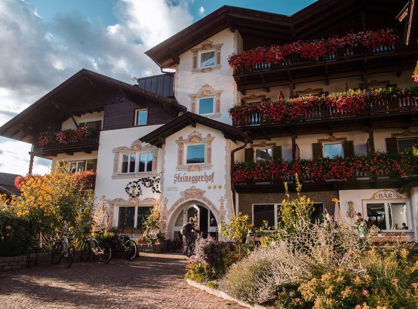 Bio- und Bikehotel Steineggerhof, Steinegg, Südtirol, Trentino-Alto Adige, Italia (1/39)