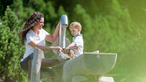 Im Familotel Gorfion machen Ferien mit Kindern einfach Spass!